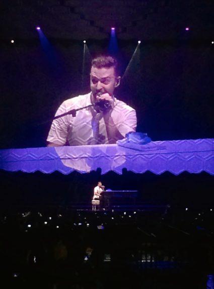 Oh Hey, Justin Timberlake!