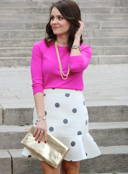 Pink, Pearls & Polka Dots