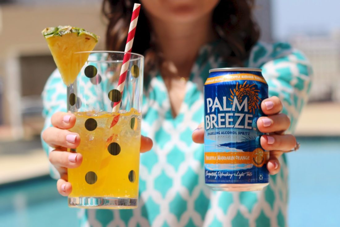 palm breeze spritzers