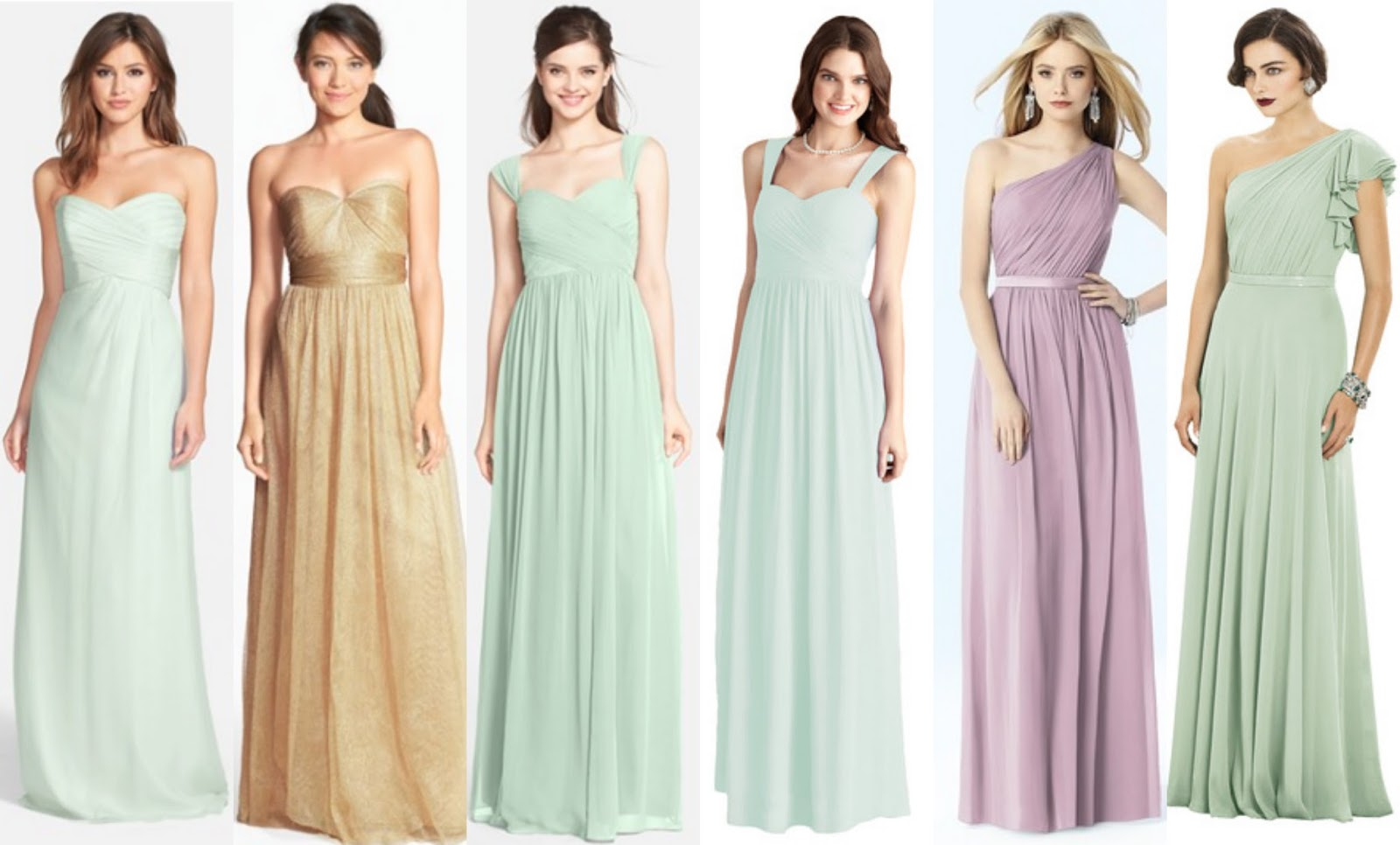 Wedding wednesday bridesmaid dress decisions medicine manicures ombrellifo Image collections