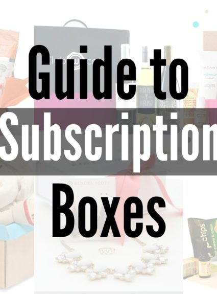 Complete Guide to Subscription Boxes