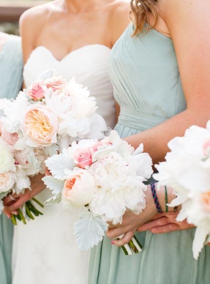 Wedding Wednesday: The Bridesmaid Dresses