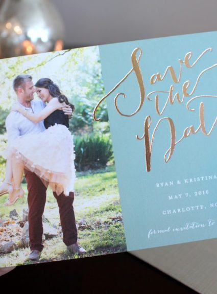 Save-the-Date Reveal