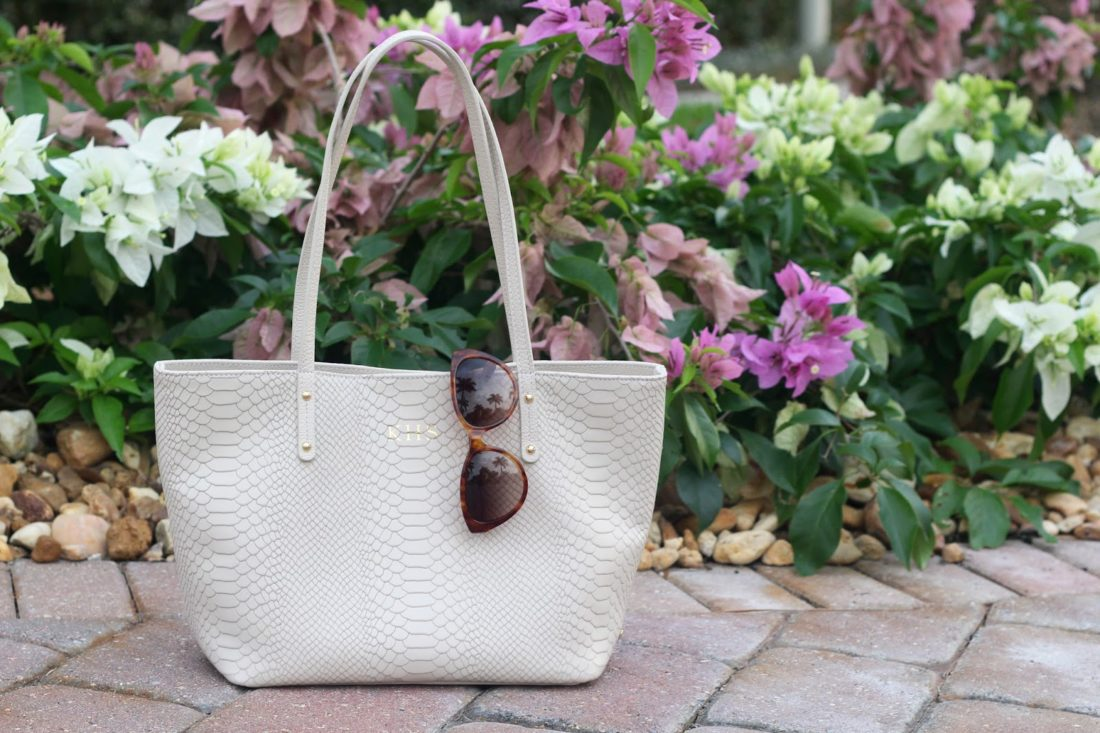 GiGi New York Mini Taylor tote