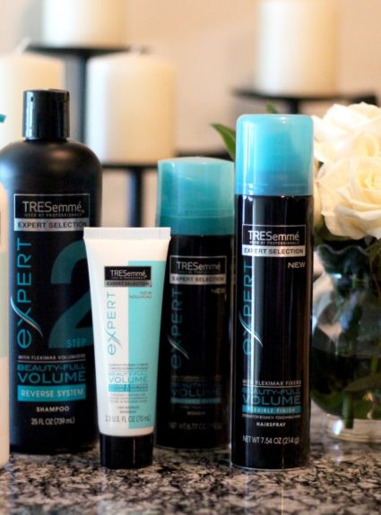 Beauty-Full Hair with Tresemme