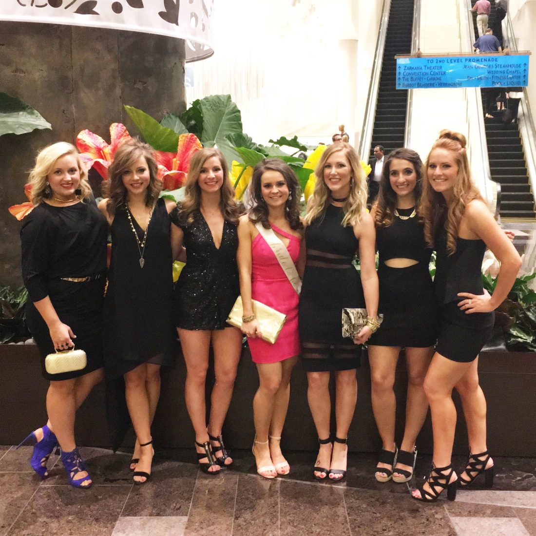 vegas bachelorette party