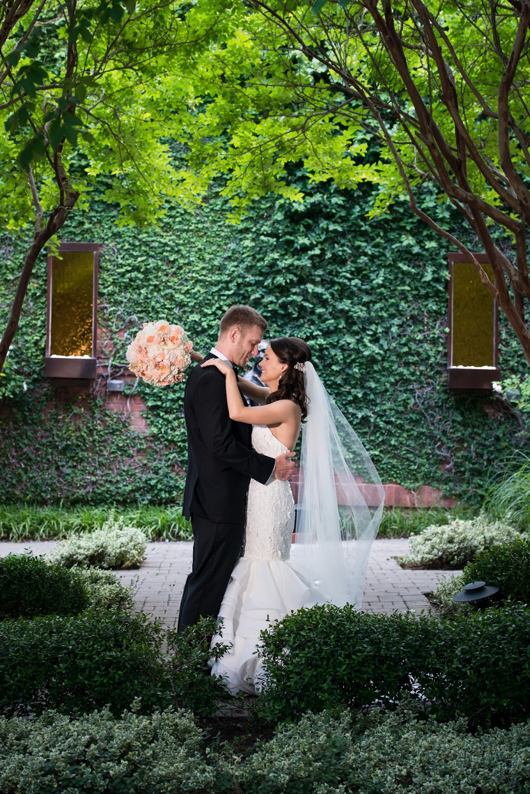 uptown charlotte wedding, the green charlotte wedding