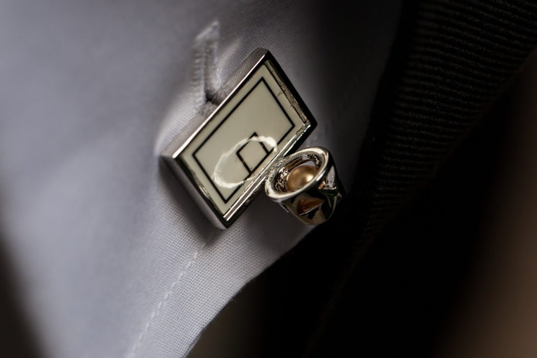 basketball hoop cuff links
