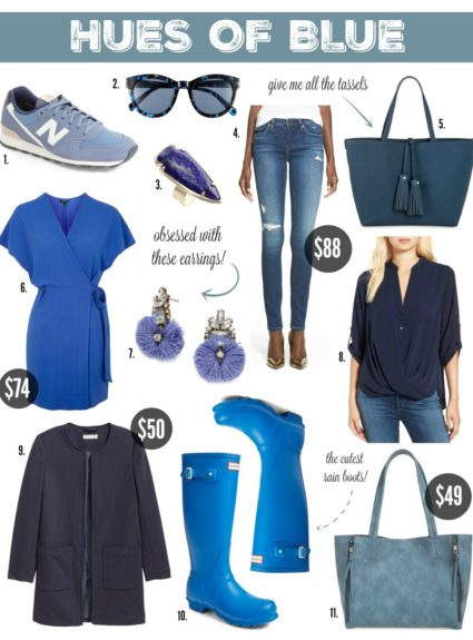 Currently Craving: Blues