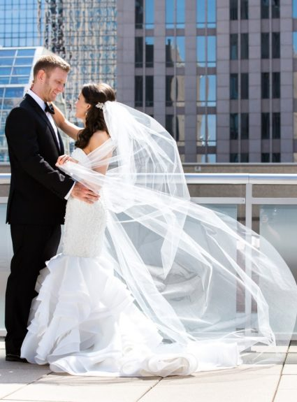 Our Wedding: Bride & Groom Portraits