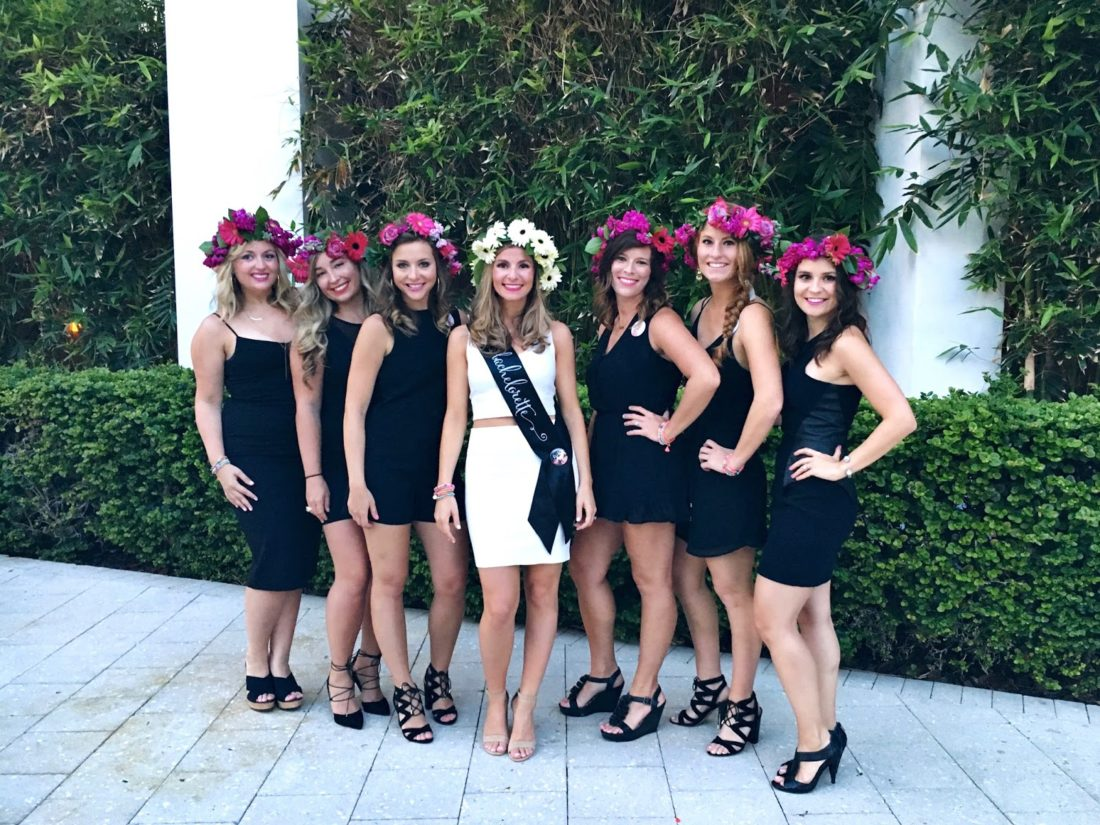 Miami bachelorette party