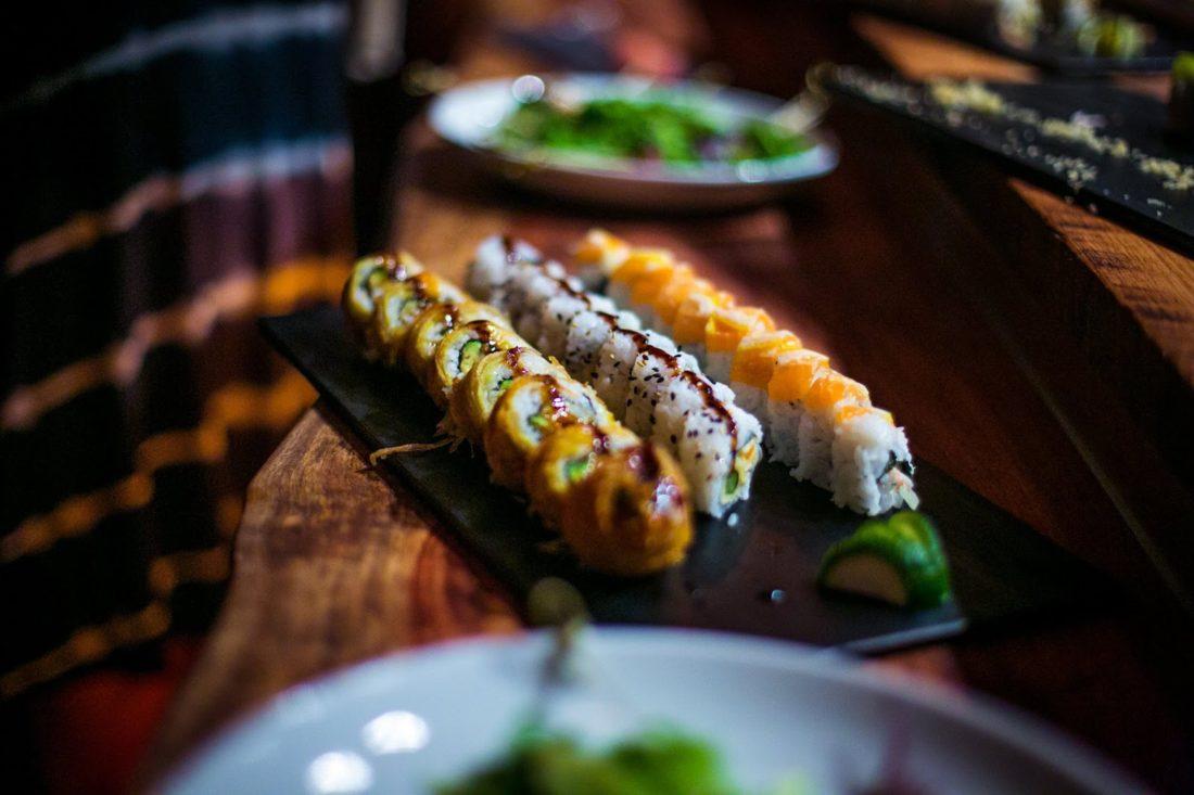 O-ku charlotte sushi