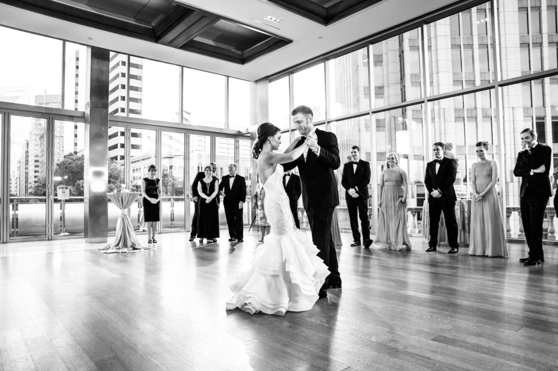 first dance charlotte wedding
