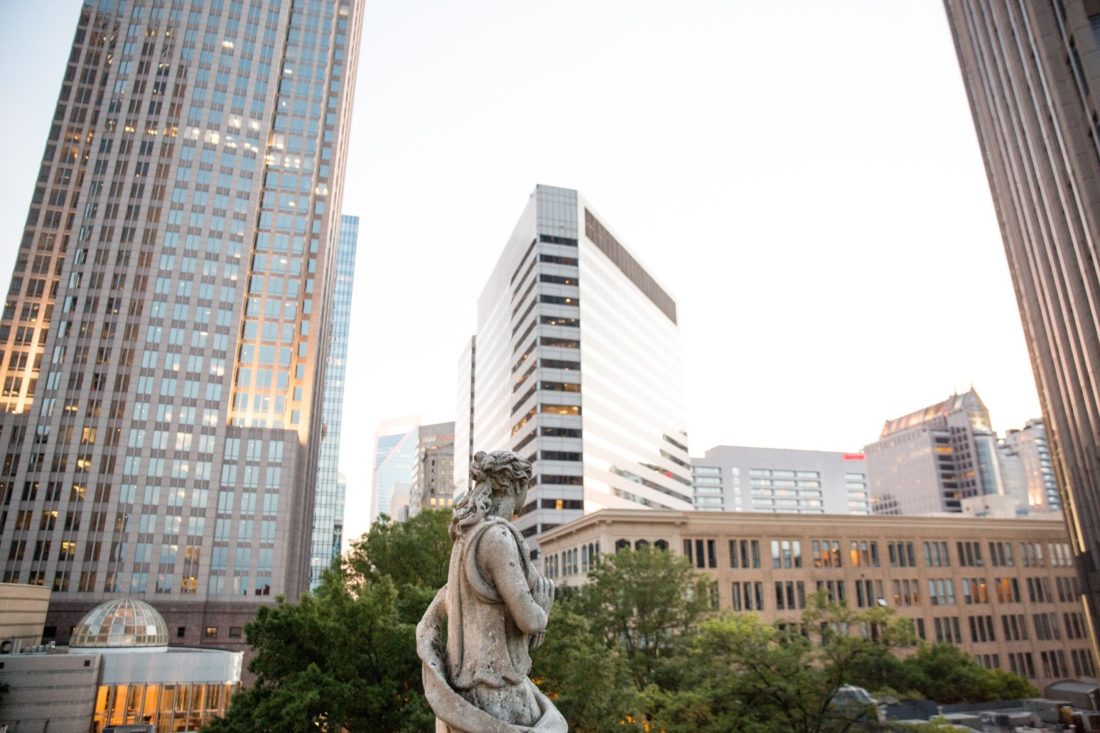 uptown charlotte wedding venue