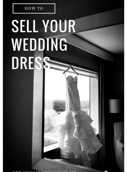 How (And Why) You Should Sell Your Wedding Dress