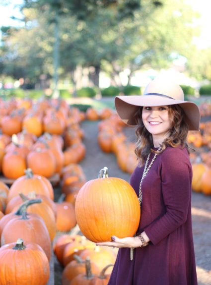 Pumpkin Patch + A Giveaway