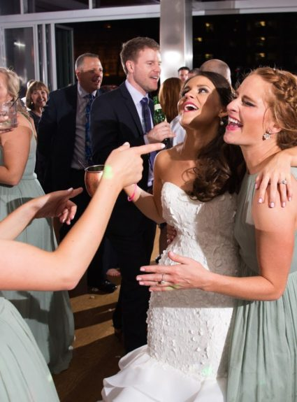 Our Wedding: The Dancing + Grand Exit