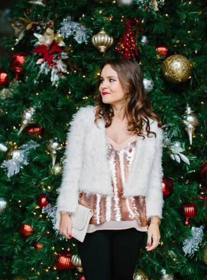 Holiday Style with Anthropologie