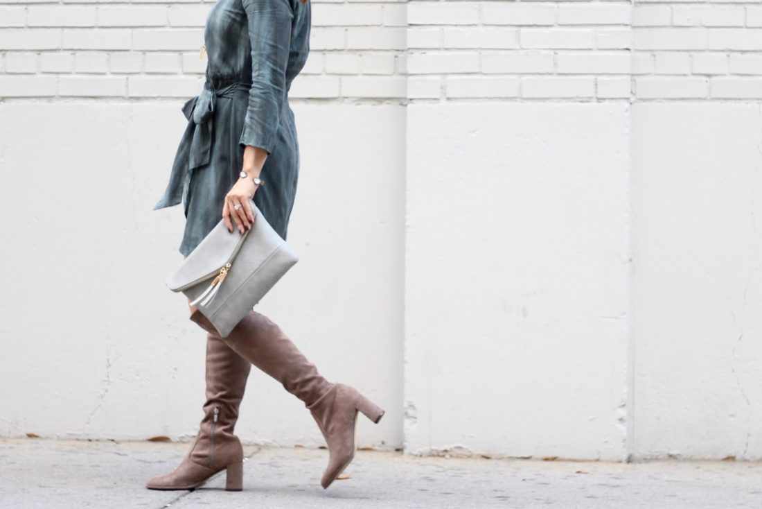 over the knee boots under $100