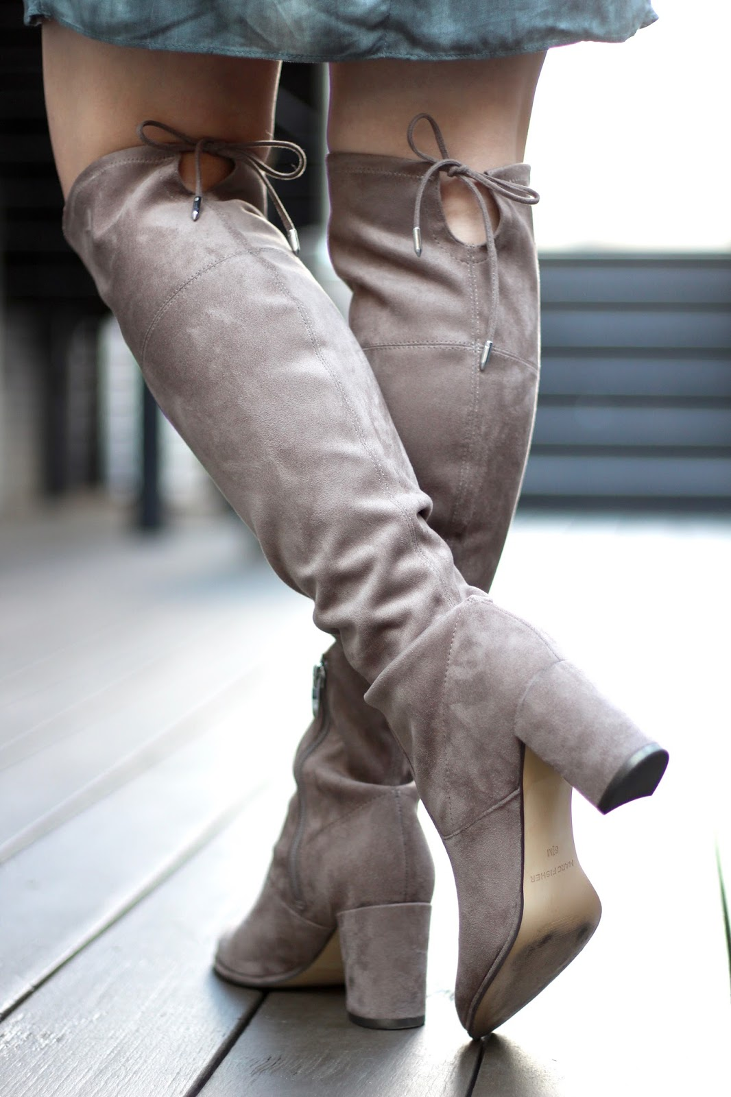 Marc Fisher Labella over the knee boots