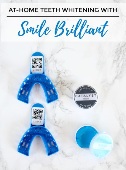 At-Home Teeth Whitening: Smile Brilliant Review