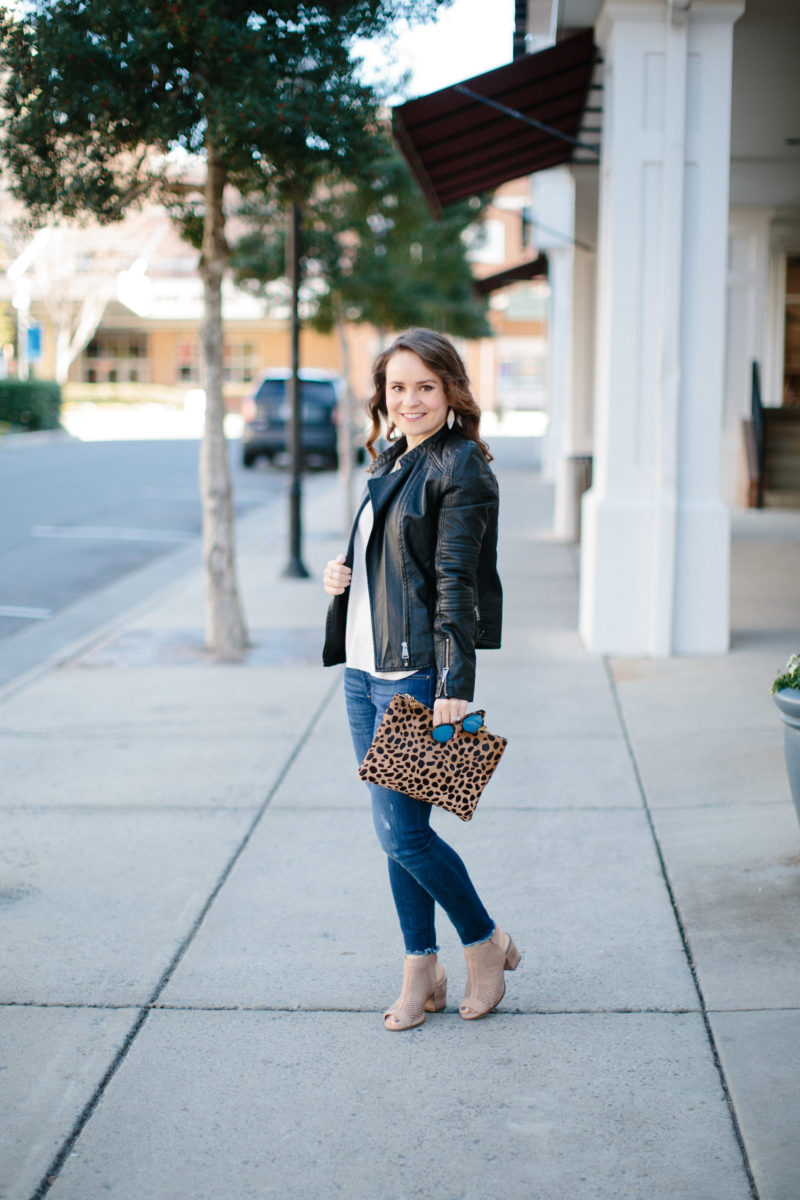 leather jacket under $100