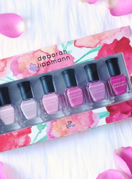 Deborah Lippmann 'Pretty in Pink' Nail Color Set Review