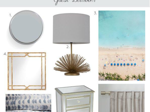 Home Decor Inspiration: Guest Bedroom