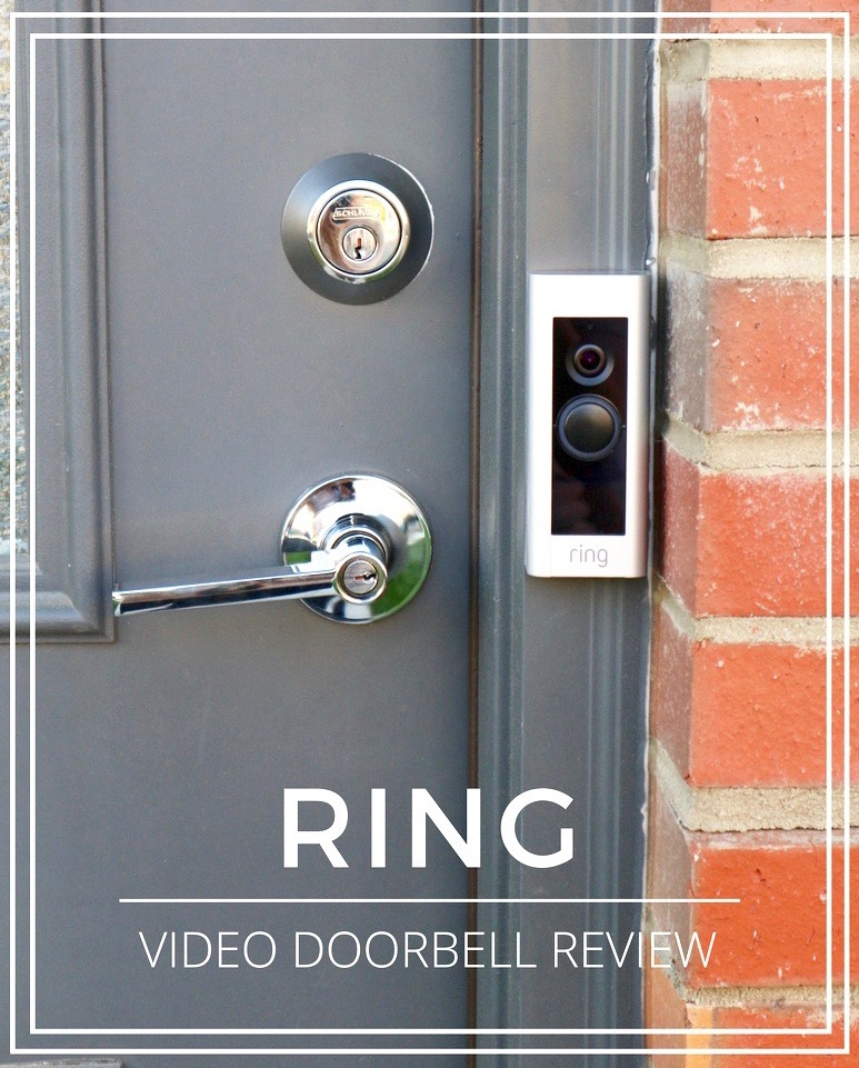 Used Ring Doorbell