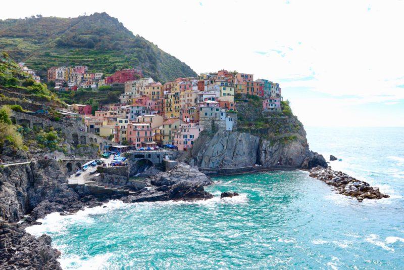 manarola, cinque terre travel guide, northern italian coast