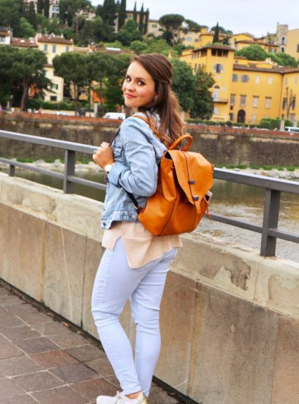 Florence Travel Outfit