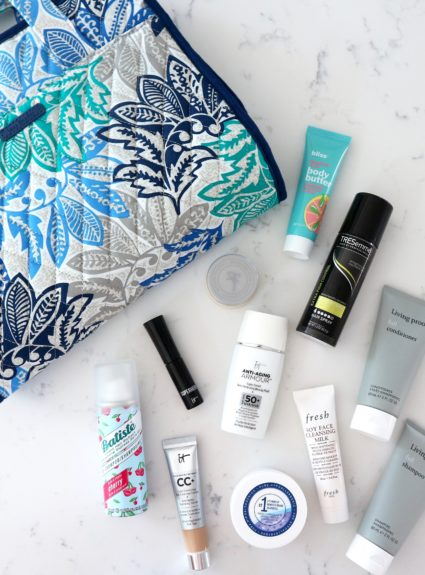 Travel-Sized Beauty Faves