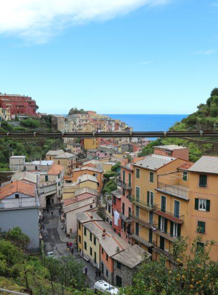 Italy Travel Guide: Cinque Terre