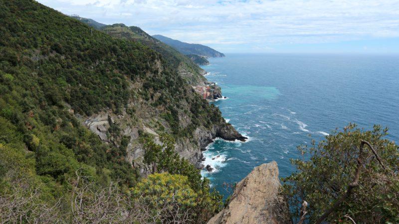 cinque terre hike