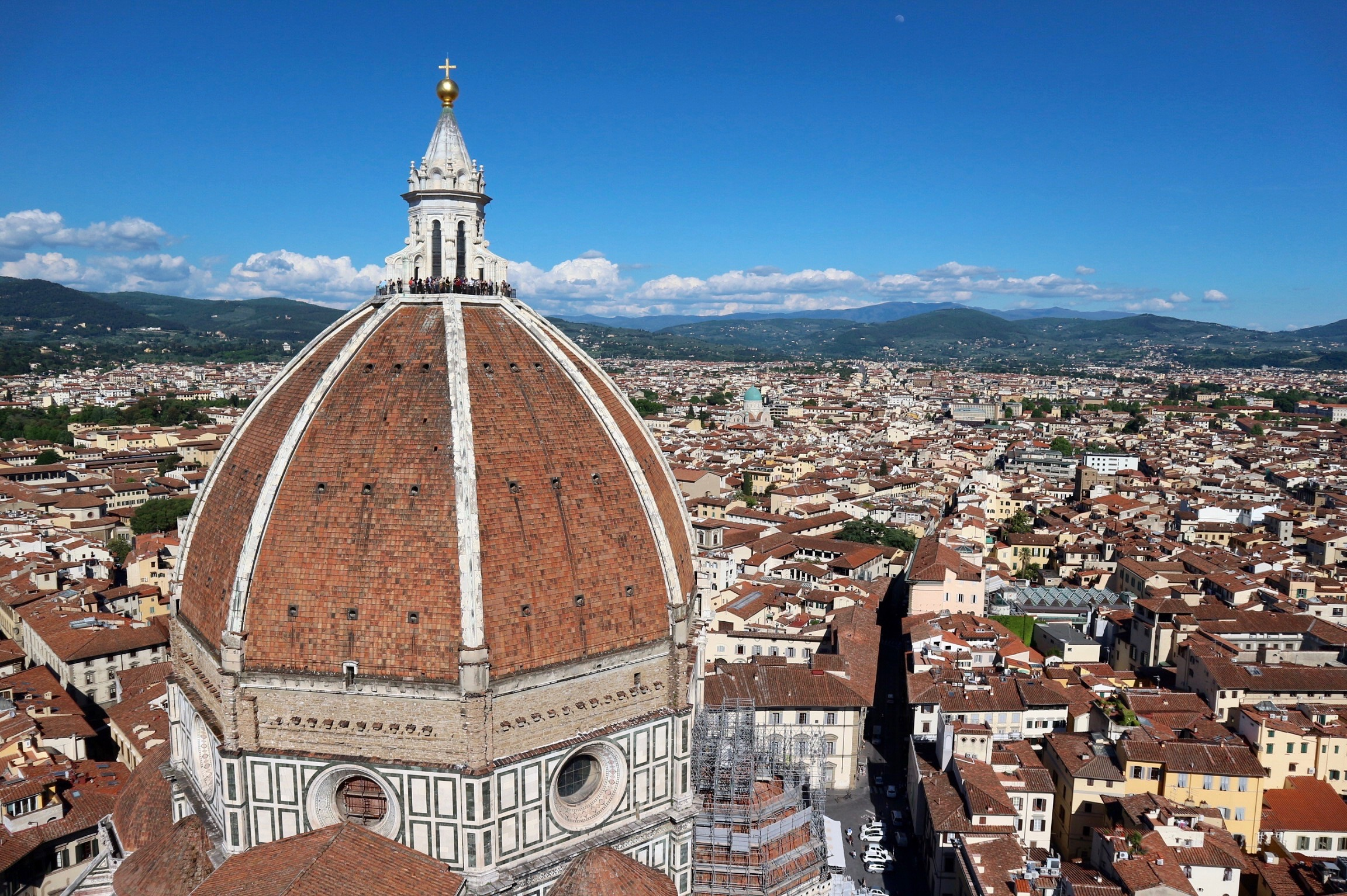 Italian Florence: Italy Travel Guide: Florence