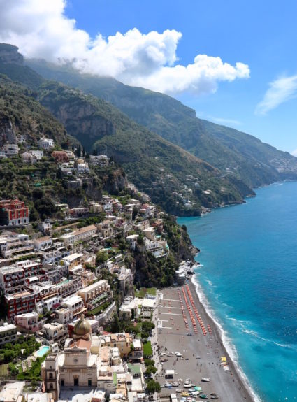 Italy Travel Guide: Positano & Capri