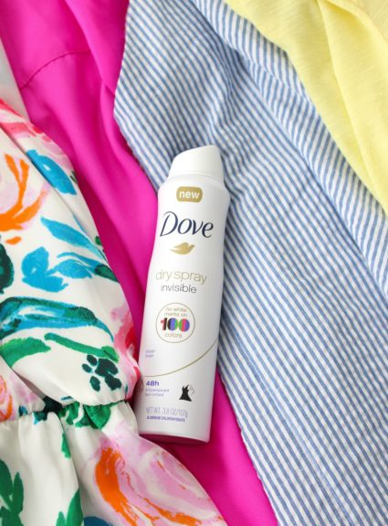 How to Protect Your OOTD with Dove