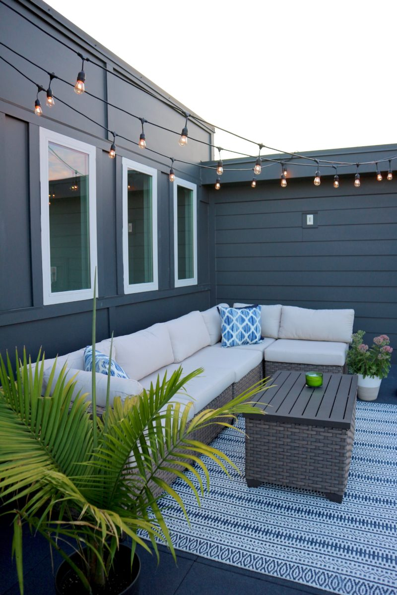 rooftop terrace, outdoor patio decor