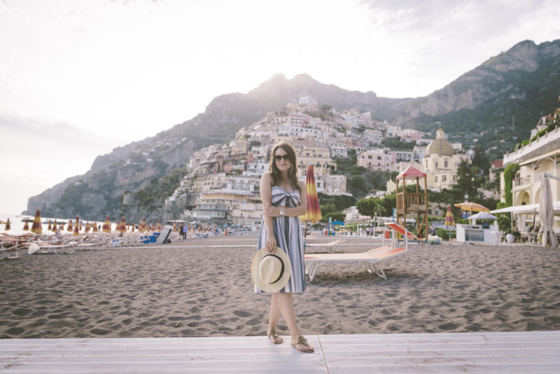positano outfit
