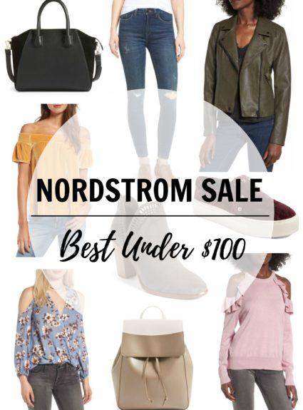 Best of NSALE: Top Picks Under $100