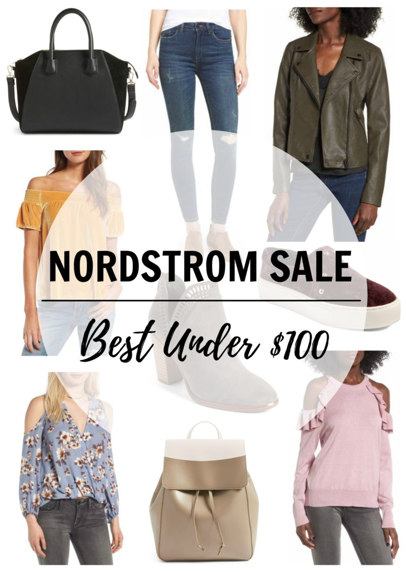 nordstrom anniversary sale under $100