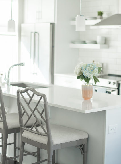 Home Tour: Kitchen & Dining Area