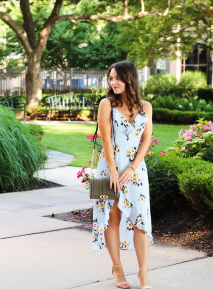 Trending: The Romper Maxi Dress