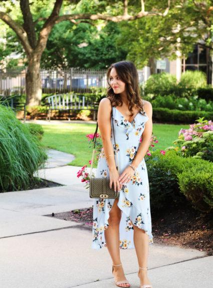 Trending: The Romper Maxi Dress