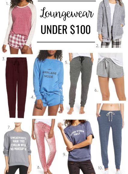 Loungewear Under $100