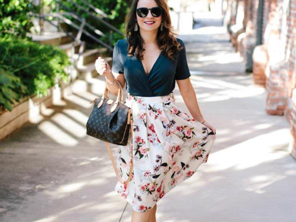 Floral + Blush