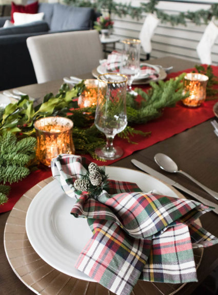 Home for the Holidays: Our Christmas Tablescape