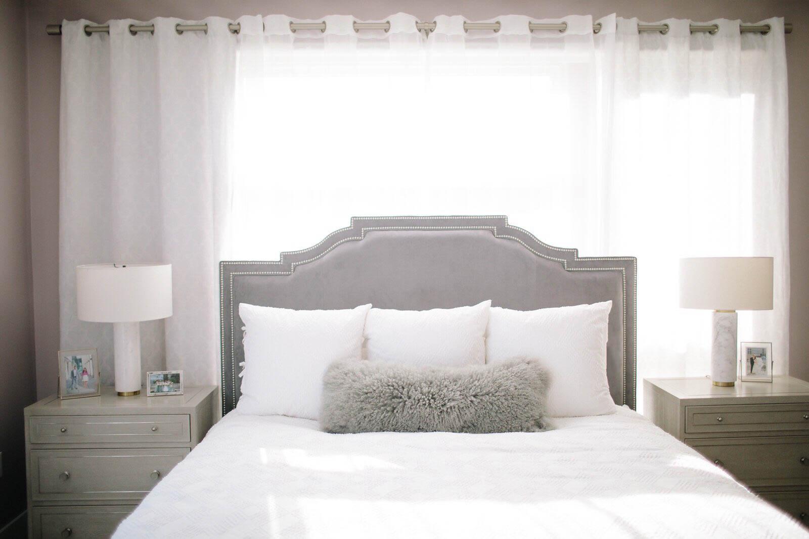 Master Bedroom Home Tour Medicine Manicures