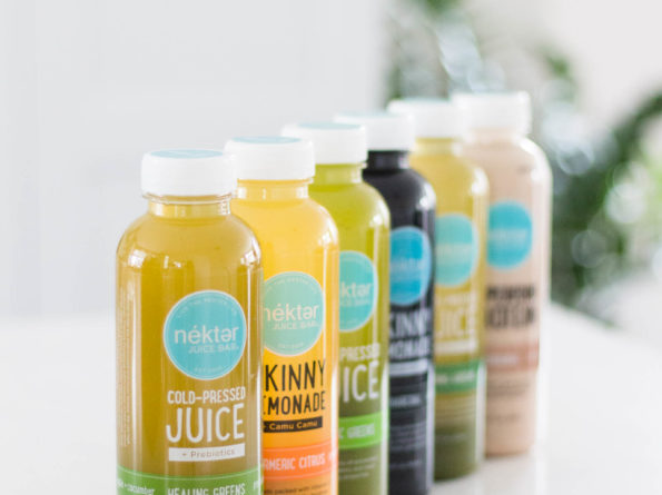 Thoughts on My First Juice Cleanse