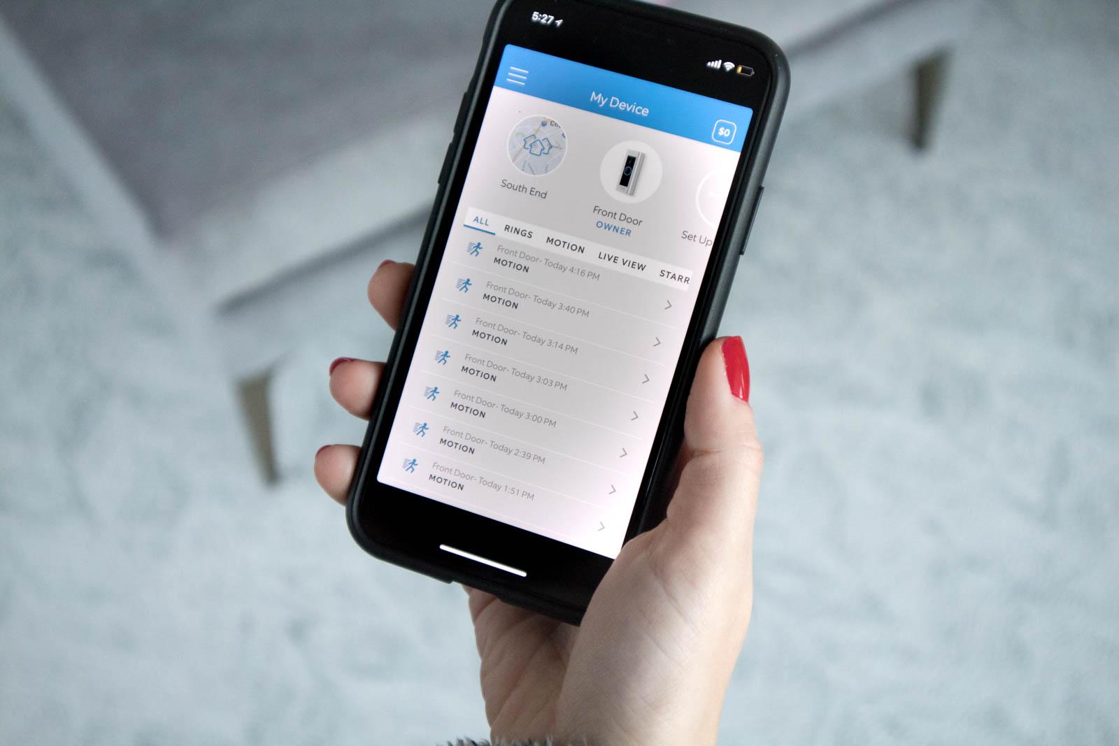 Ring Doorbell Notification On Google Home